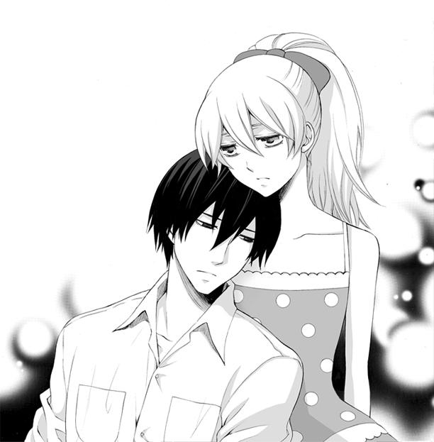 Tags: Anime, 108 (Ginyirokoubou), Darker than Black, Hei, Yin, Pixiv
