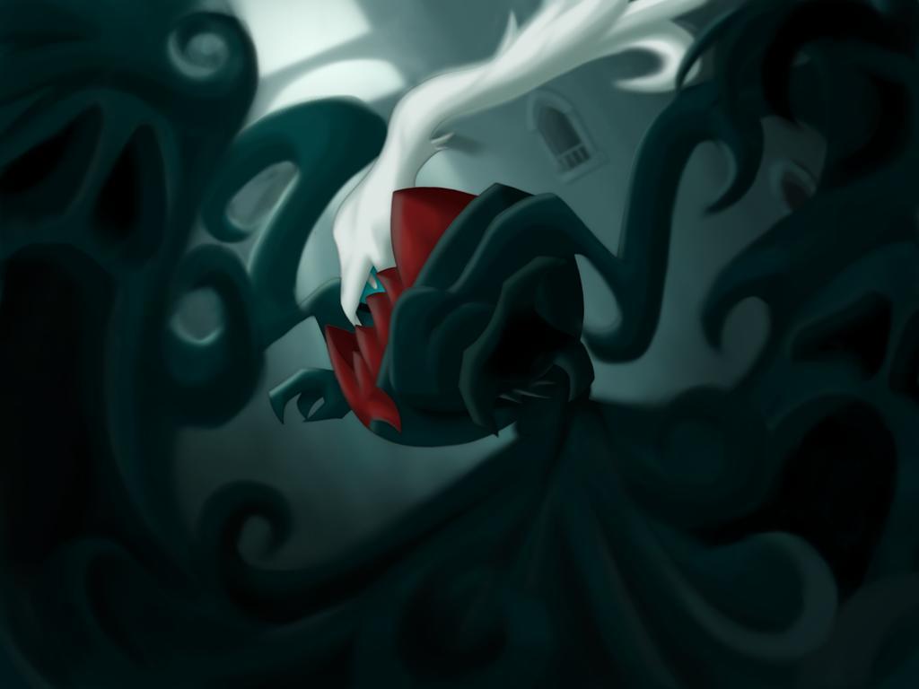 Darkrai Pokémon Wallpaper 404018 Zerochan Anime Image Board