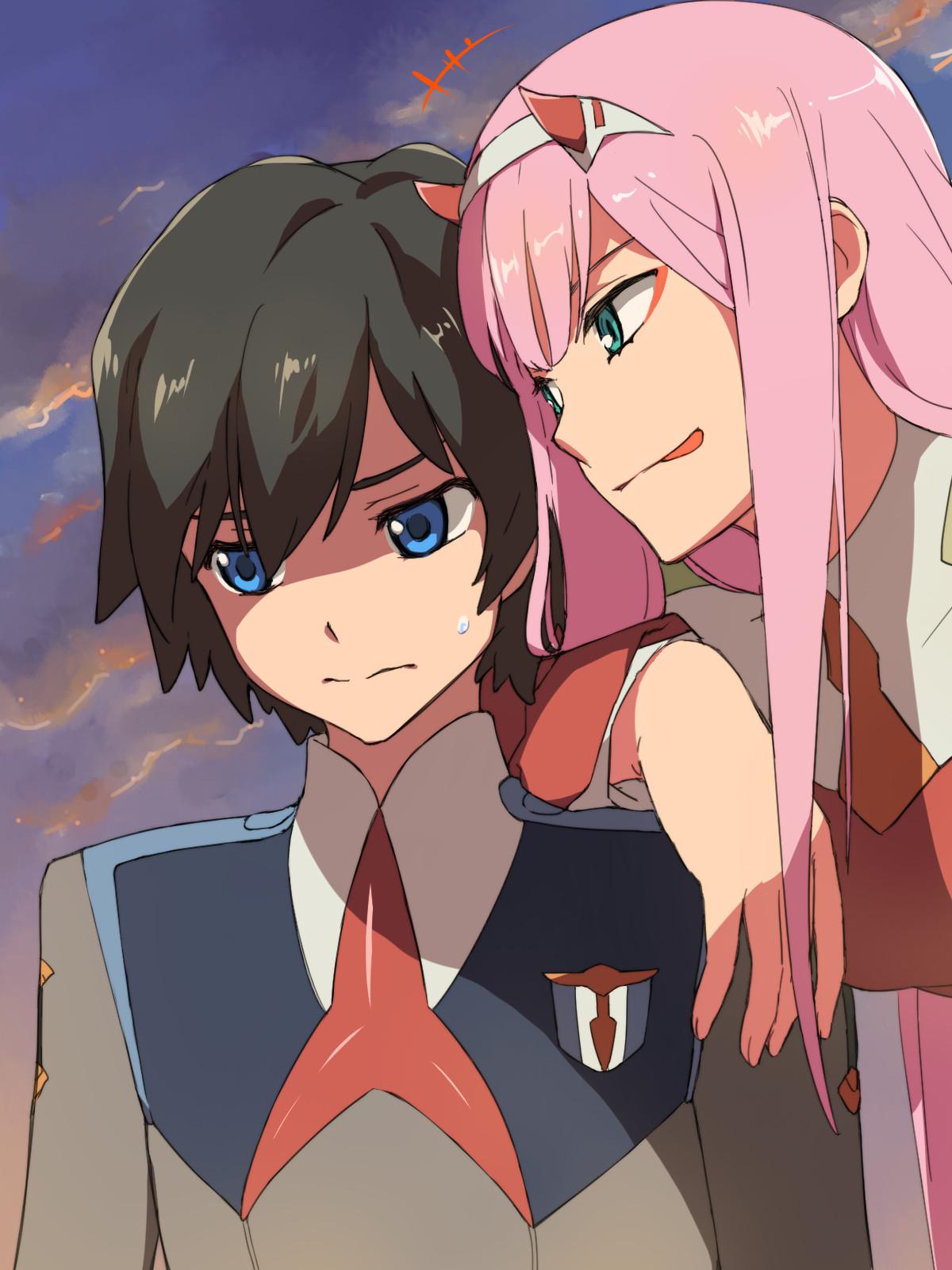 Darling In The Franxx Wallpaper Zerochan Anime Image Board