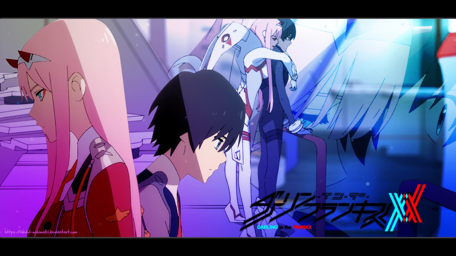 Darling In The Franxx Wallpaper 2293157 Zerochan Anime Image Board