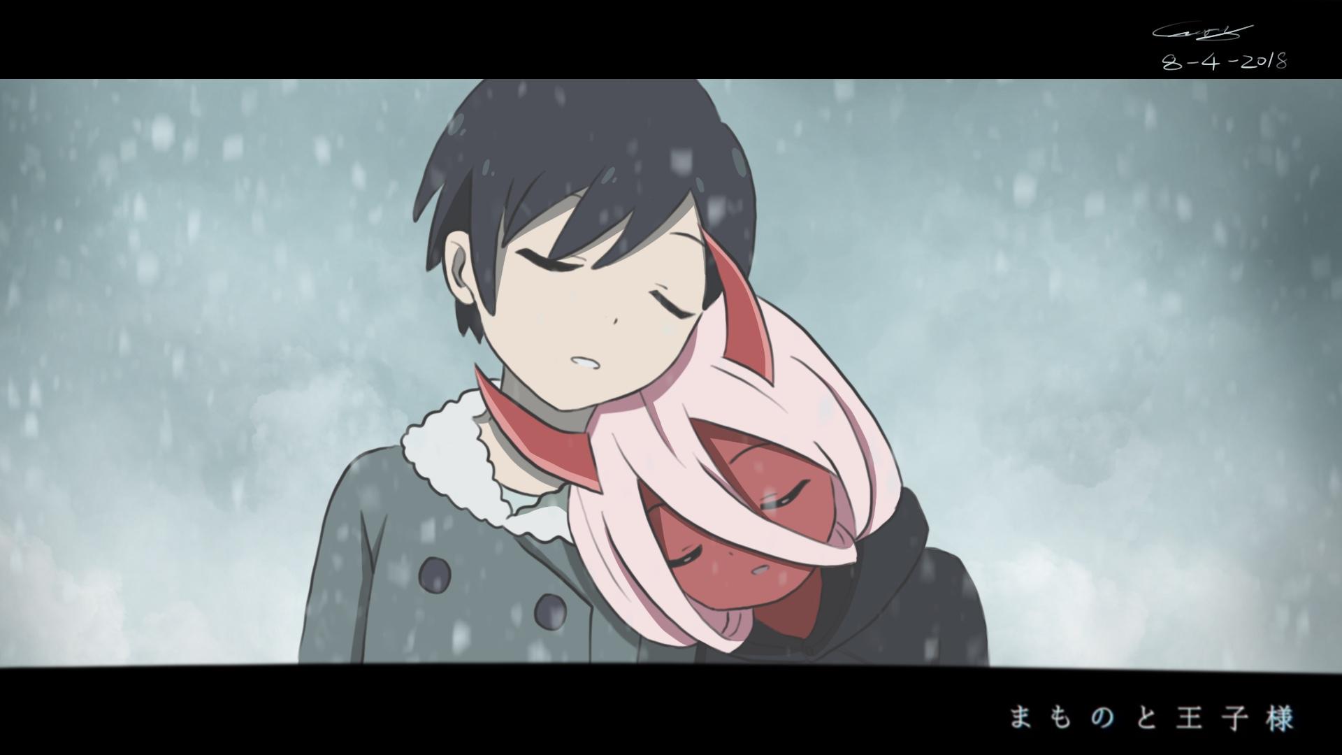Darling In The Franxx Wallpaper 2420865 Zerochan Anime Image Board