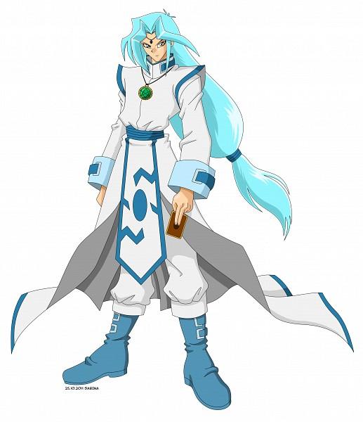 Tags: Anime, Dragonballzcz, Yu-Gi-Oh!, Yu-Gi-Oh! Duel Monsters, Dartz, Text: Calendar Date, White Pants