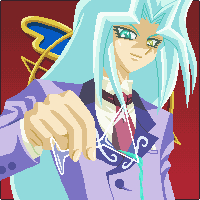 Tags: Anime, Pixiv Id 7161795, Yu-Gi-Oh!, Yu-Gi-Oh! Duel Monsters, Dartz, Holding Drink, Red Background