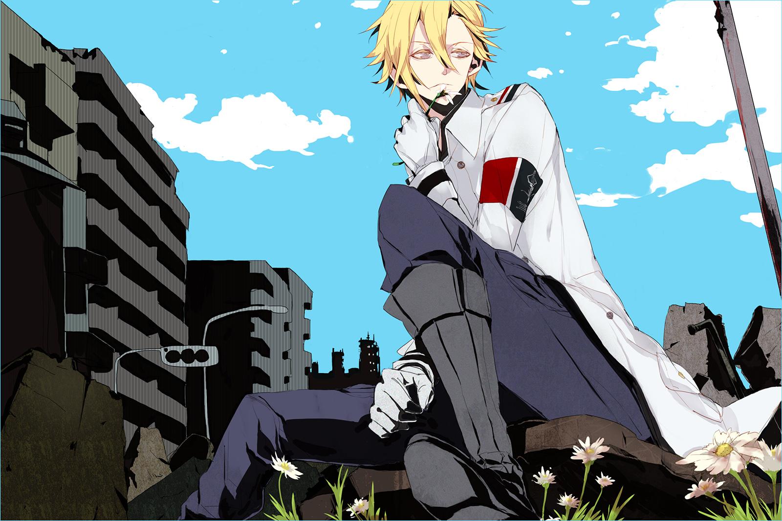 Guilty Crown Fanart Zerochan Anime Image Board
