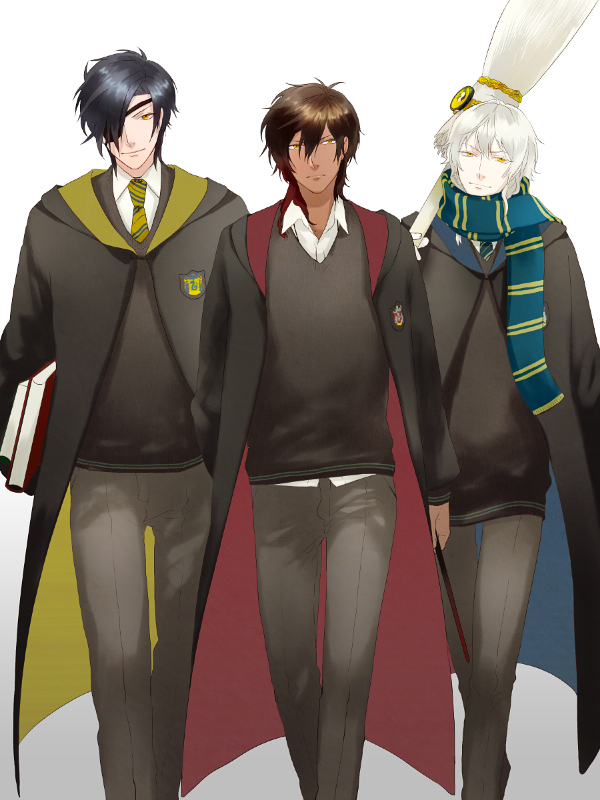 from Judson ravenclaw dating hufflepuff