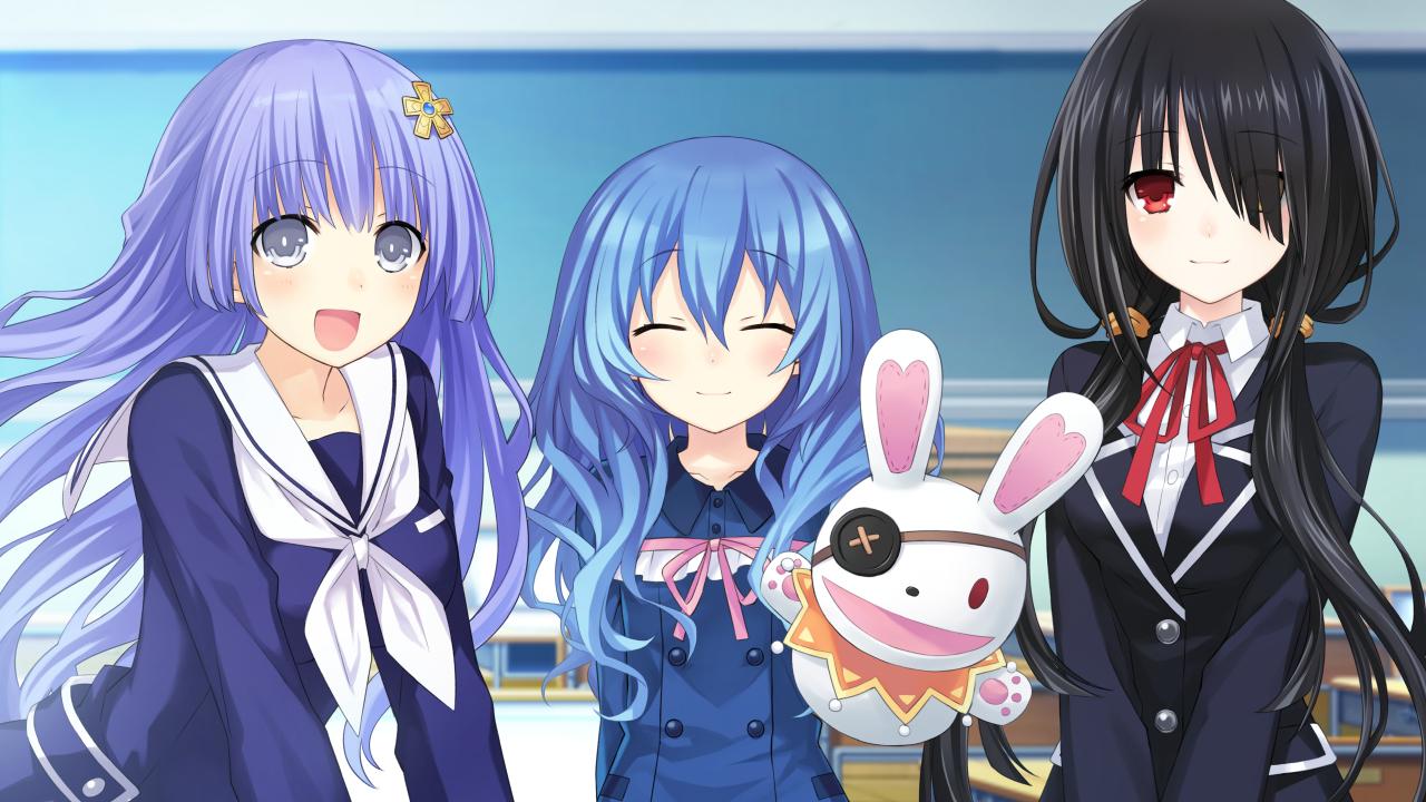 Download 850+ Wallpaper Anime Date A Live Hd HD Terbaik