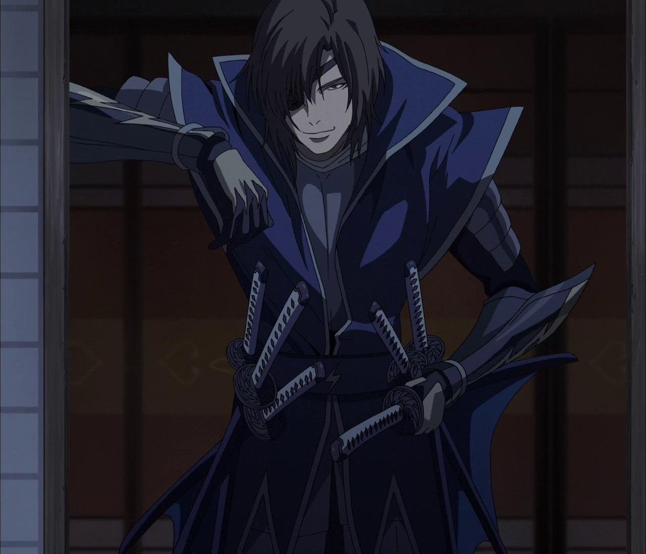 sengoku basara devil kings screenshot zerochan anime