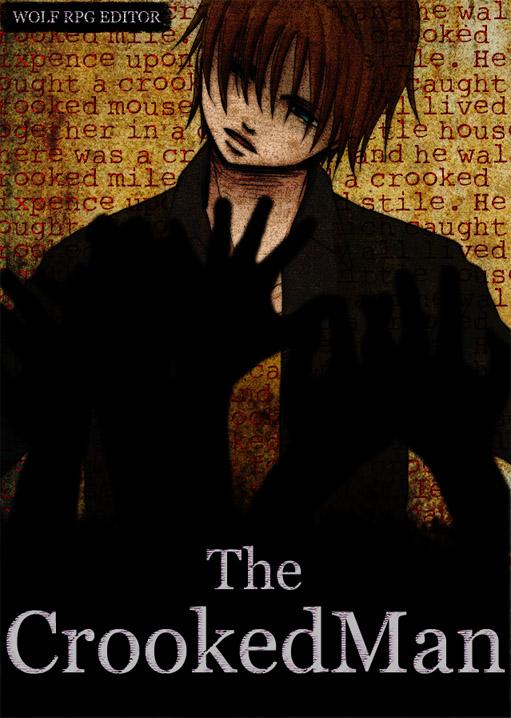 Tags: Anime, Uri (Analoguri), The Crooked Man, Strange Man Series, David Hoover, Official Art, Game Cover, Mobile Wallpaper