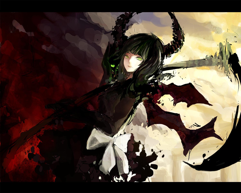 Dead Master - Black★Rock Shooter - Image #1429490 ...