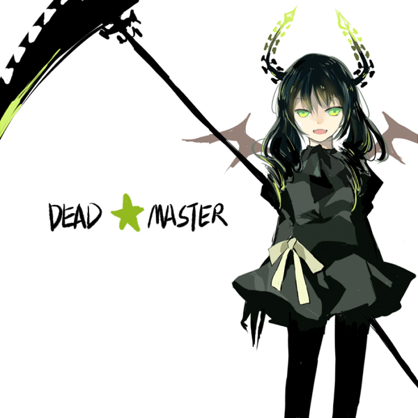 Tags: Anime, Black★Rock Shooter, Dead Master