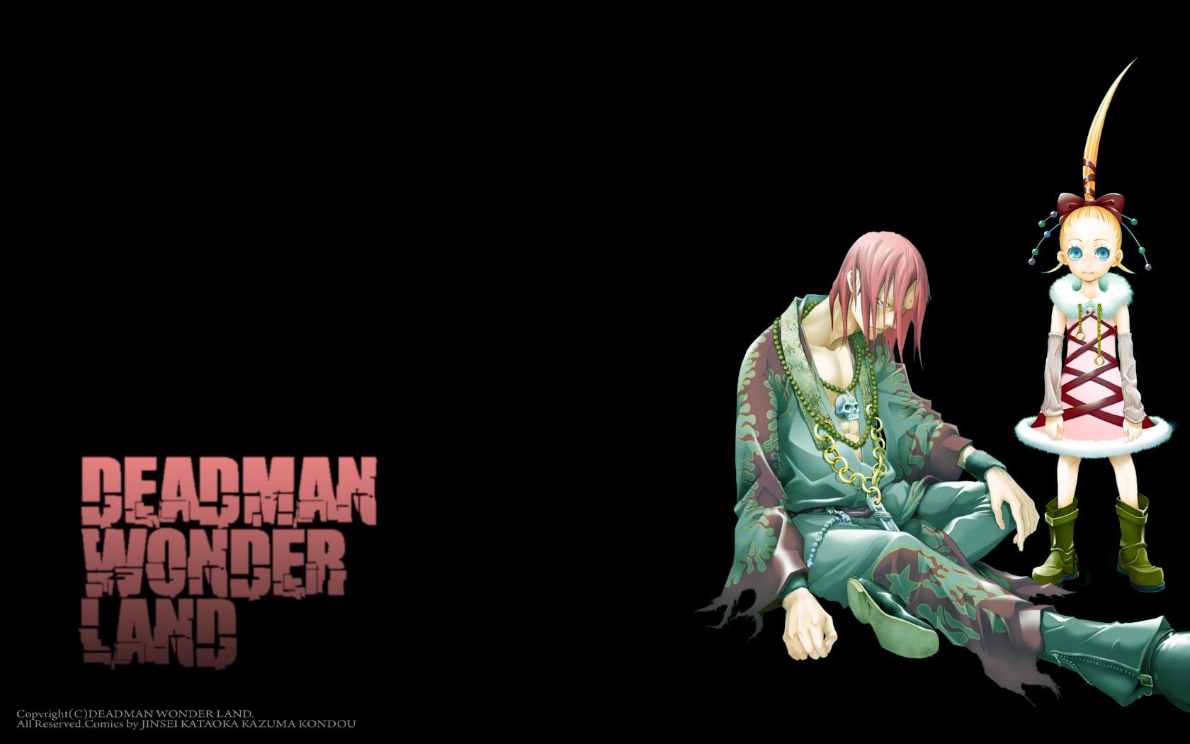 Deadman Wonderland Wallpaper 631736 Zerochan Anime Image