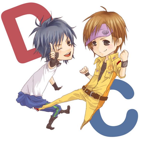 Tags: Anime, Shitsuren Banchou Tea, Dear Girl ~stories~, Dear Girl - Stories - Hibiki, Hiro C, Ono D, Ono Daisuke (Character), Kamiya Hiroshi (Character), Fanart, Pixiv