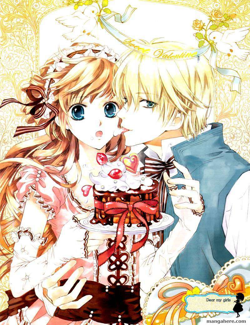 Anime Glass Couple Base