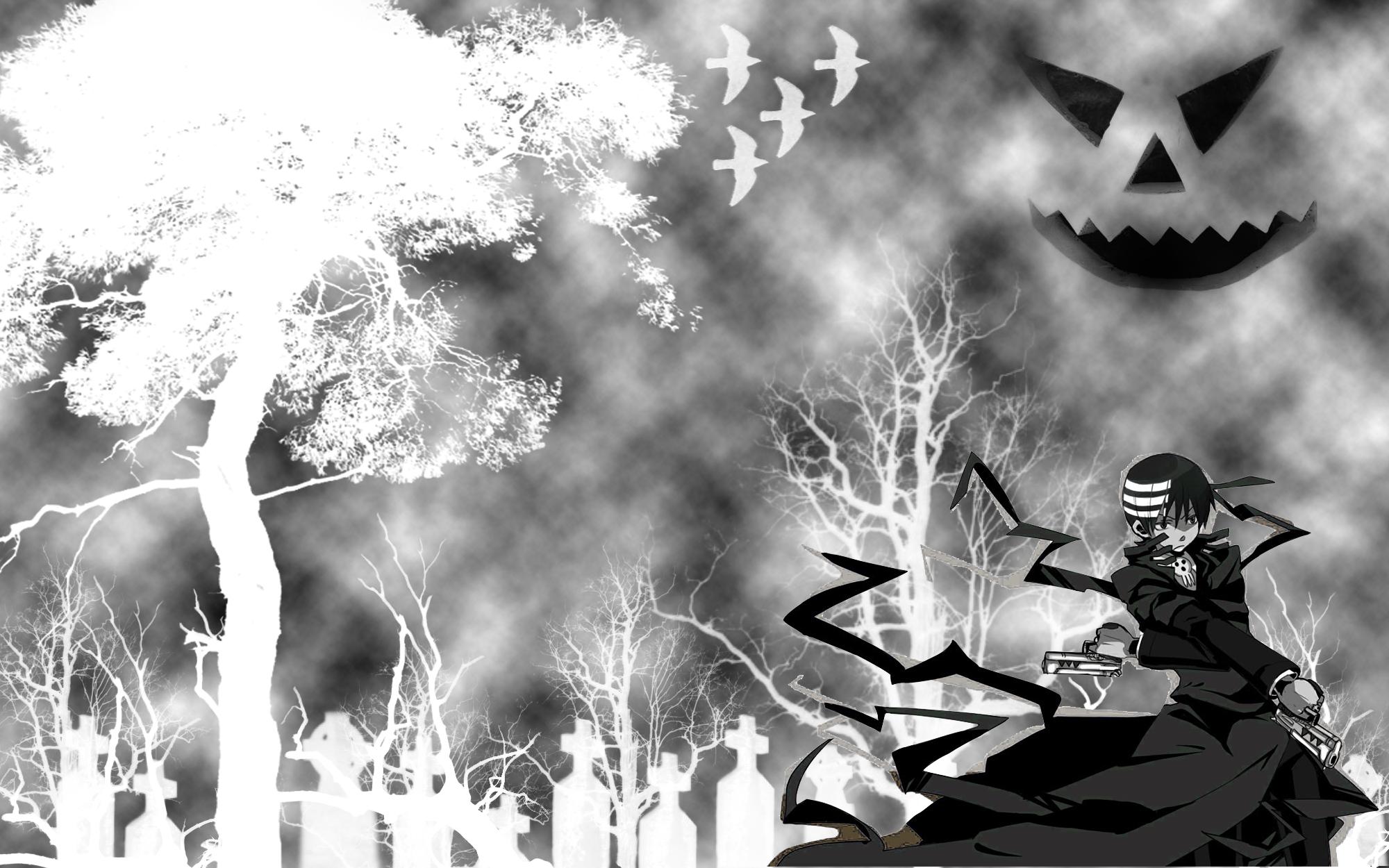 Death The Kid HD Wallpaper