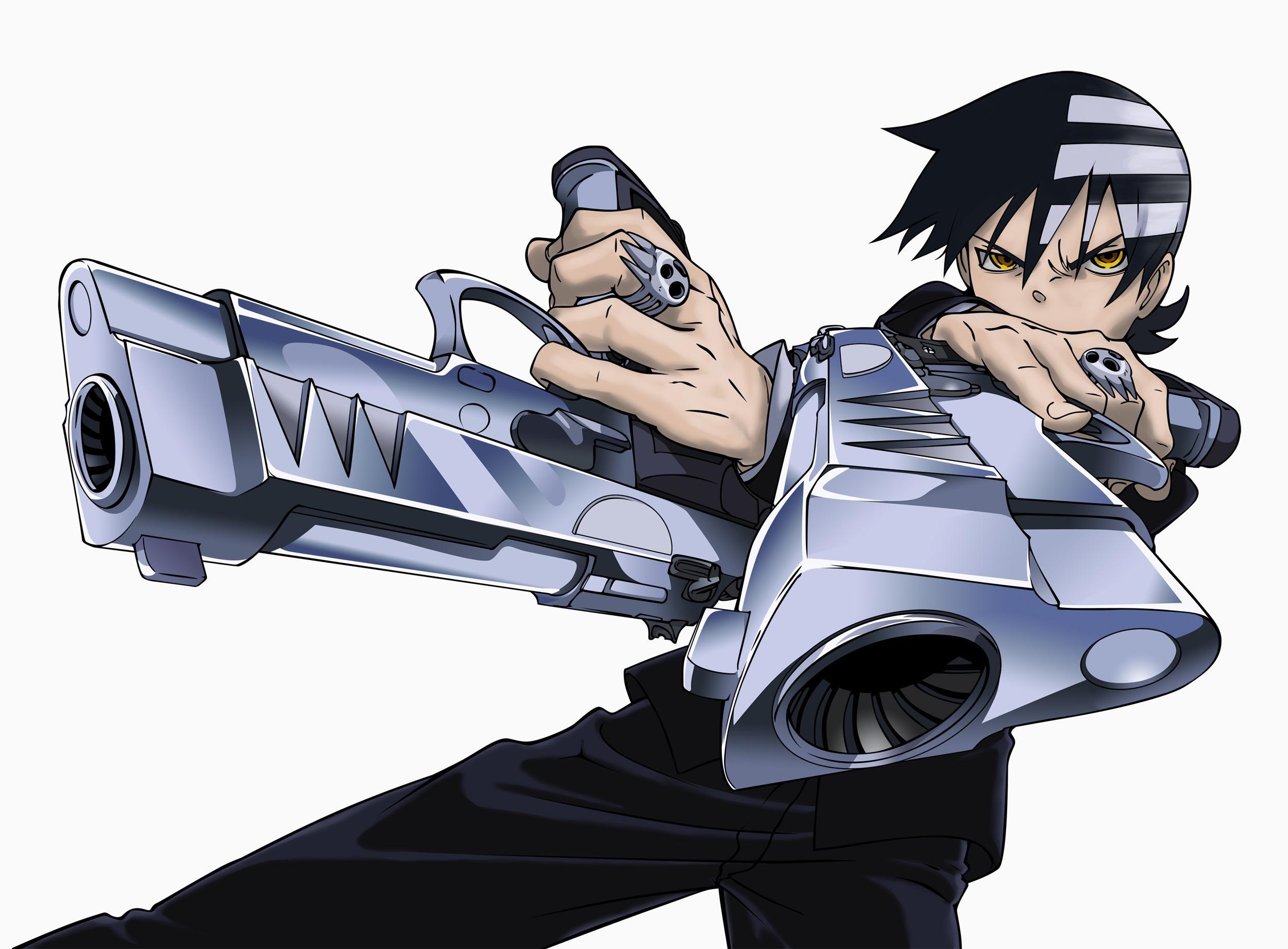 Death The Kid Soul Eater Zerochan Anime Image Board