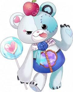 Dee (Shiro to Kuro no Alice)