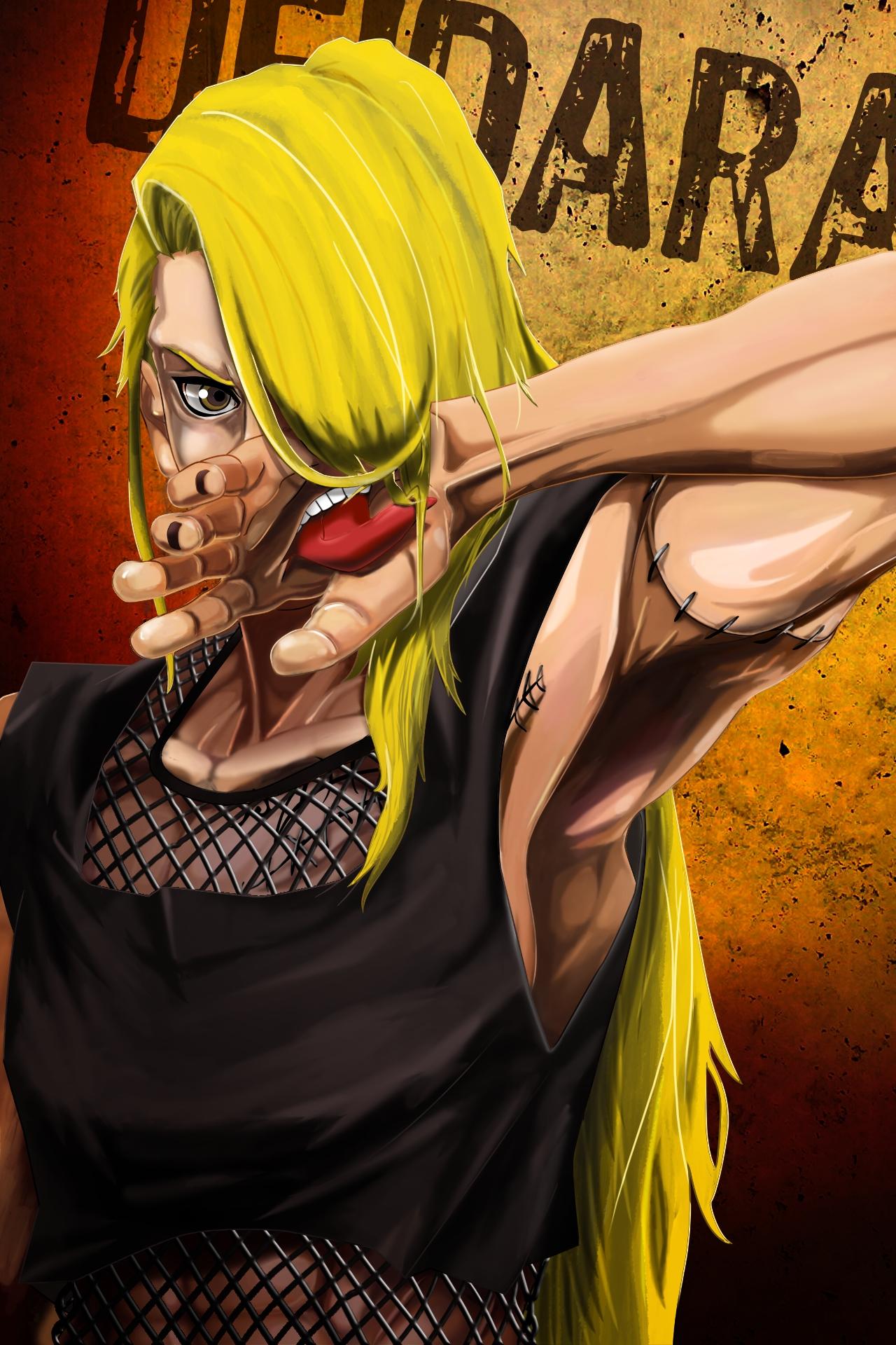 Deidara mobile wallpaper 1234386 zerochan anime image board - Deidara wallpaper ...