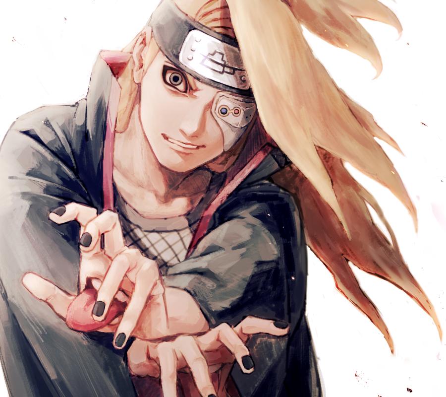 Deidara Naruto Shippuden Image 1998106 Zerochan Anime Image Board