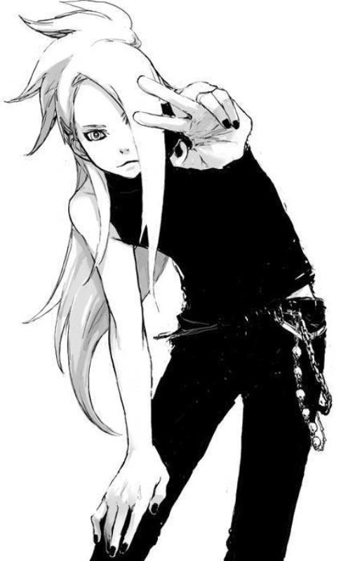 Tags: Anime, NARUTO, Deidara, Fanart, Mobile Wallpaper, Artist Request