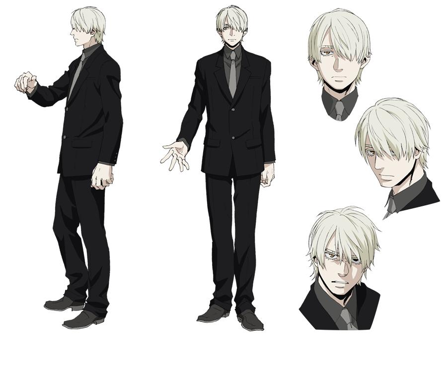 Character Design Background : Delico gangsta image zerochan anime