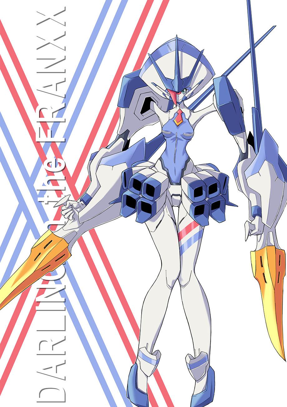 Delphinium (Darling in the FranXX) - Zerochan Anime Image ...