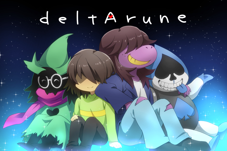 Deltarune-group | DeviantArt