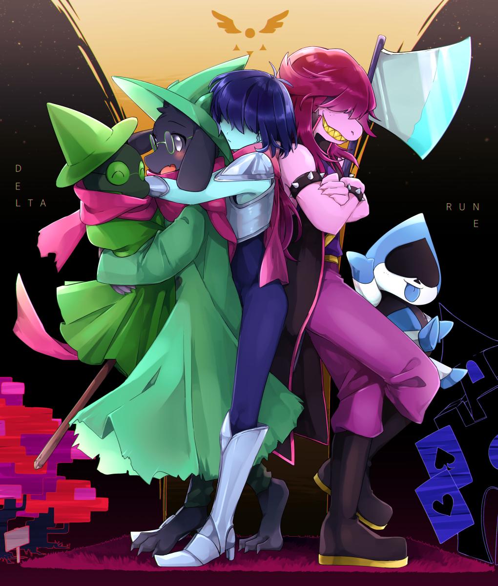 Deltarune - Zerochan Anime Image Board