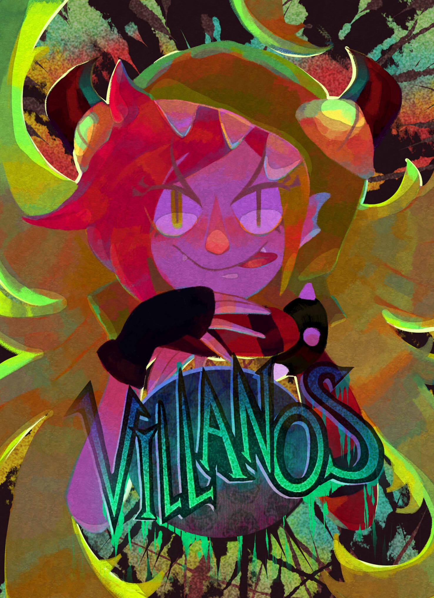 Demencia - Villainous - Zerochan Anime Image Board