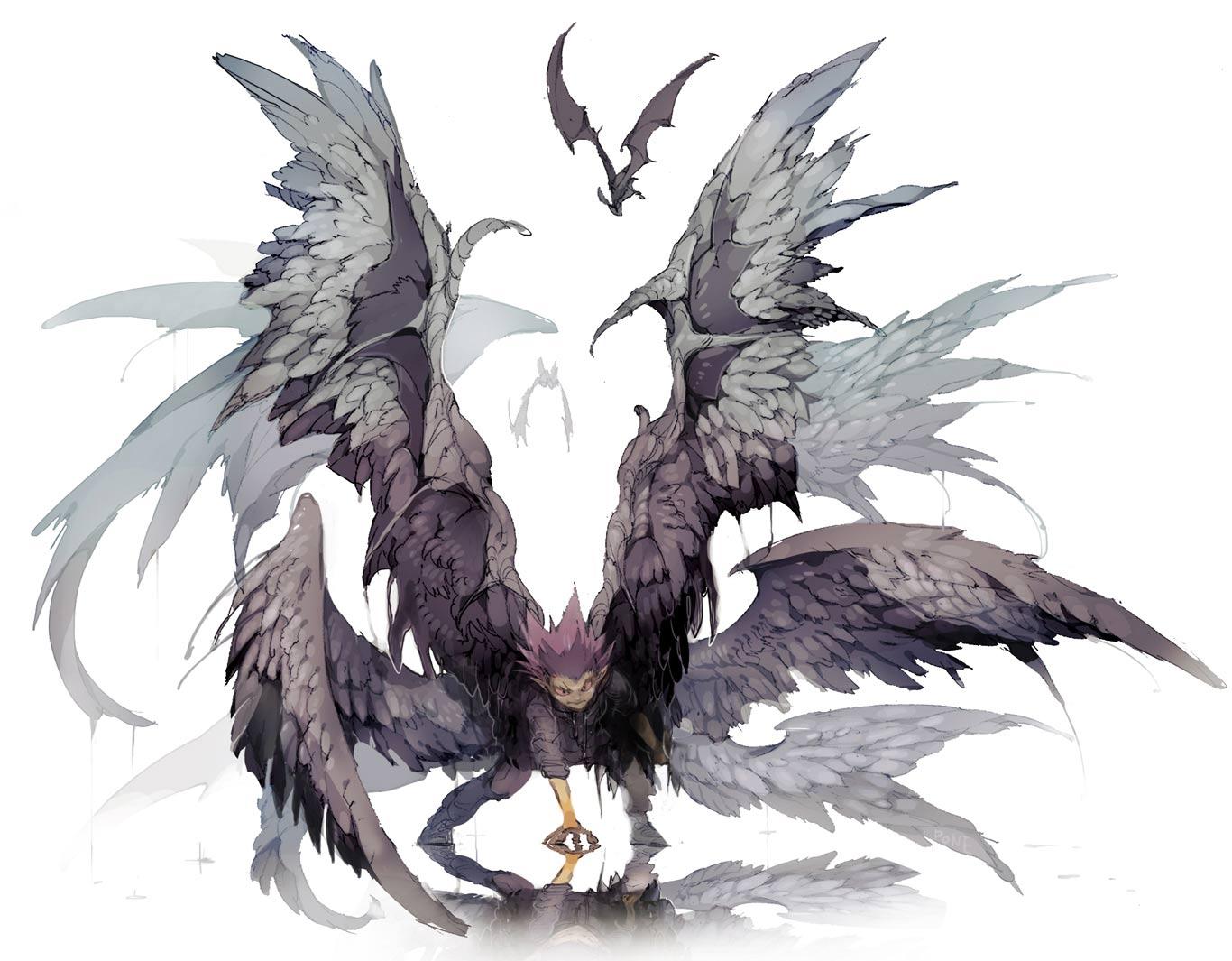 карен всё картинка мужчина с крыльями хвостом когтями суп-пюре пошаговый