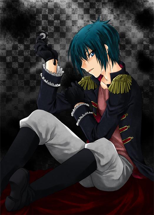 Tags: Anime, Katekyo Hitman REBORN!, Demon Spade