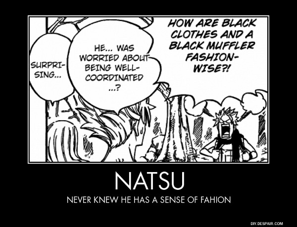 Tags: Anime, FAIRY TAIL, Elfman Strauss, Natsu Dragneel, Evergreen, Humor