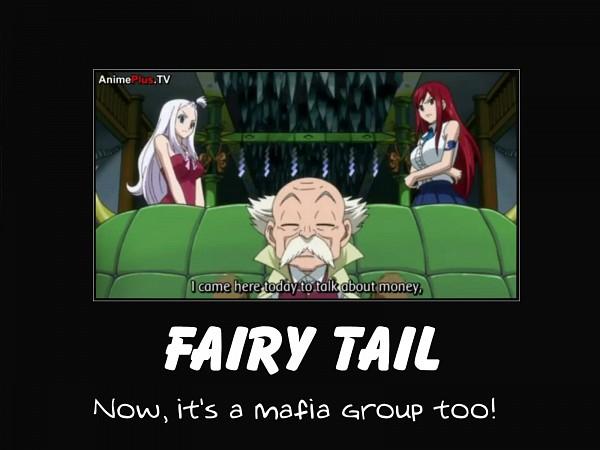 Tags: Anime, FAIRY TAIL, Mirajane Strauss, Erza Scarlet, Makarov Dreyar
