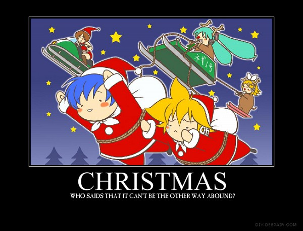 Tags: Anime, Vocaloid, KAITO, Kagamine Len, Hatsune Miku, Kagamine Rin, MEIKO (Vocaloid)