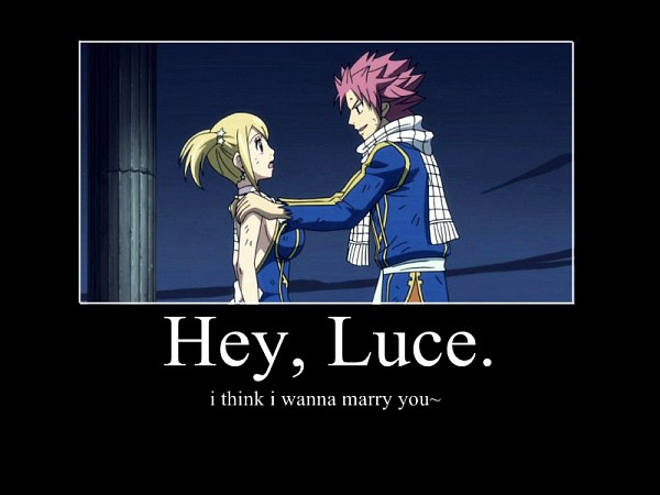 Tags: Anime, FAIRY TAIL, Lucy Heartfilia, Natsu Dragneel, Skulls (Wanted), Torn Clothes, Surprised