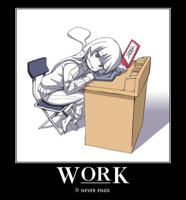 Tags: Anime, Matsuryu, Demotivational Poster