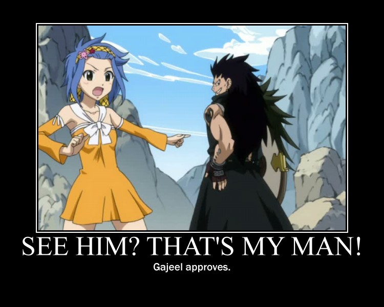 Fairy Tail Levy And Gajeel Kiss Tags Anime  FAIRY TAIL  Levy