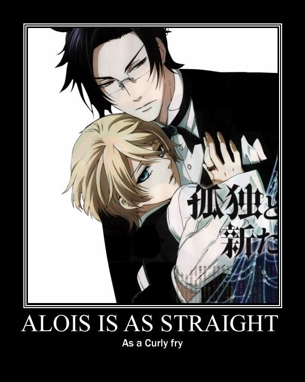 Claude And Alois Yaoi