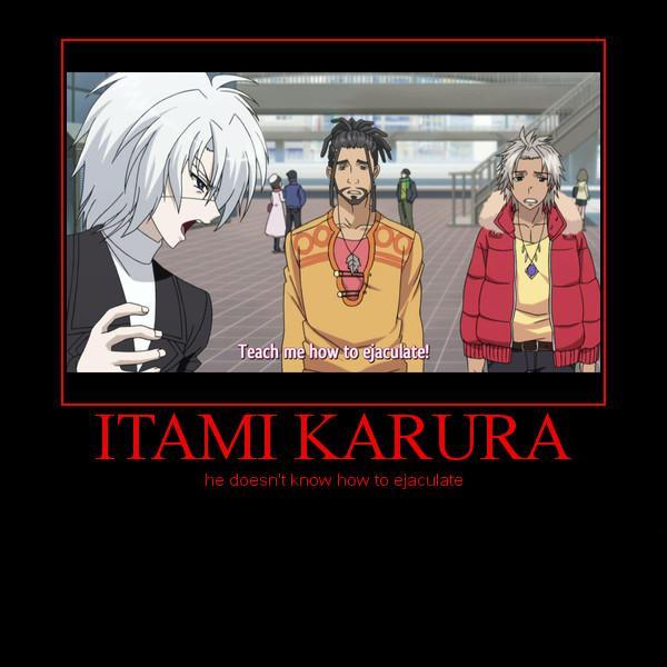 Tags: Anime, Navel (Studio), Oretachi ni Tsubasa wa Nai, Itami Karura, Demotivational Poster, Screenshot