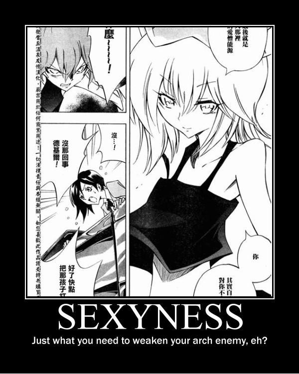 Tags: Anime, Hiroyuki Takei, Karakuri Douji Ultimo, Service, Désir, Demotivational Poster, The Good Douji Club, The Evil Douji Branch, Karakuri Douji
