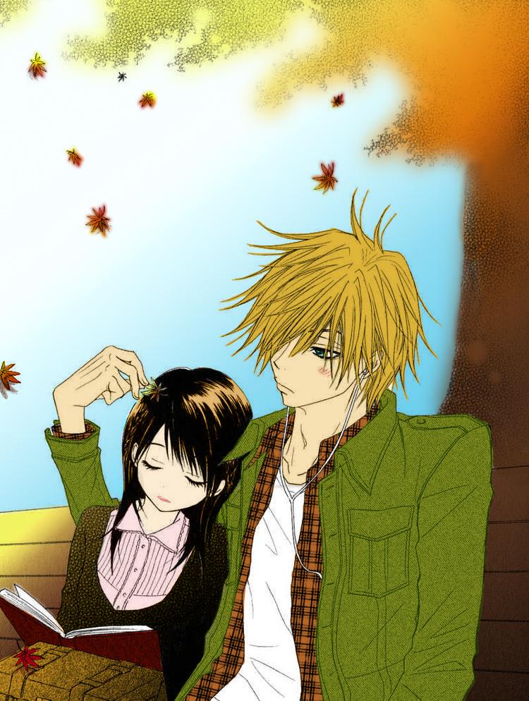 dengeki daisy anime - photo #15