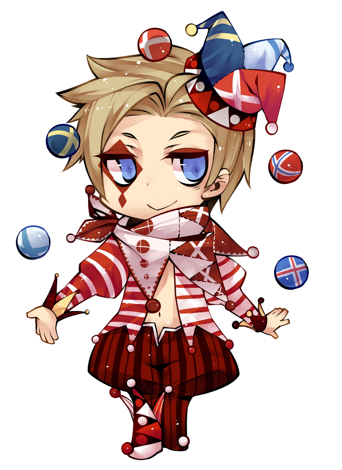 Clown Chibi Zerochan Anime Board