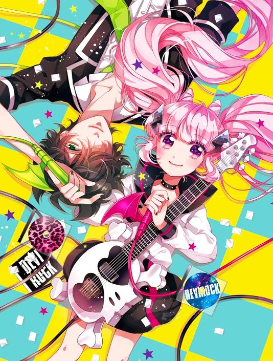 Tags: Anime, Naki Ringo, Devi☆Rock, Tight (Devi☆Rock), Ayamo, Original