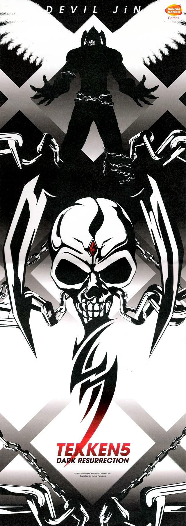 Devil Jin Tekken Image 1114181 Zerochan Anime Image Board