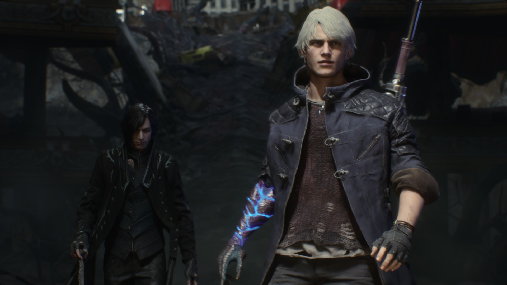 Devil May Cry 5 Wallpaper 2529750 Zerochan Anime Image Board