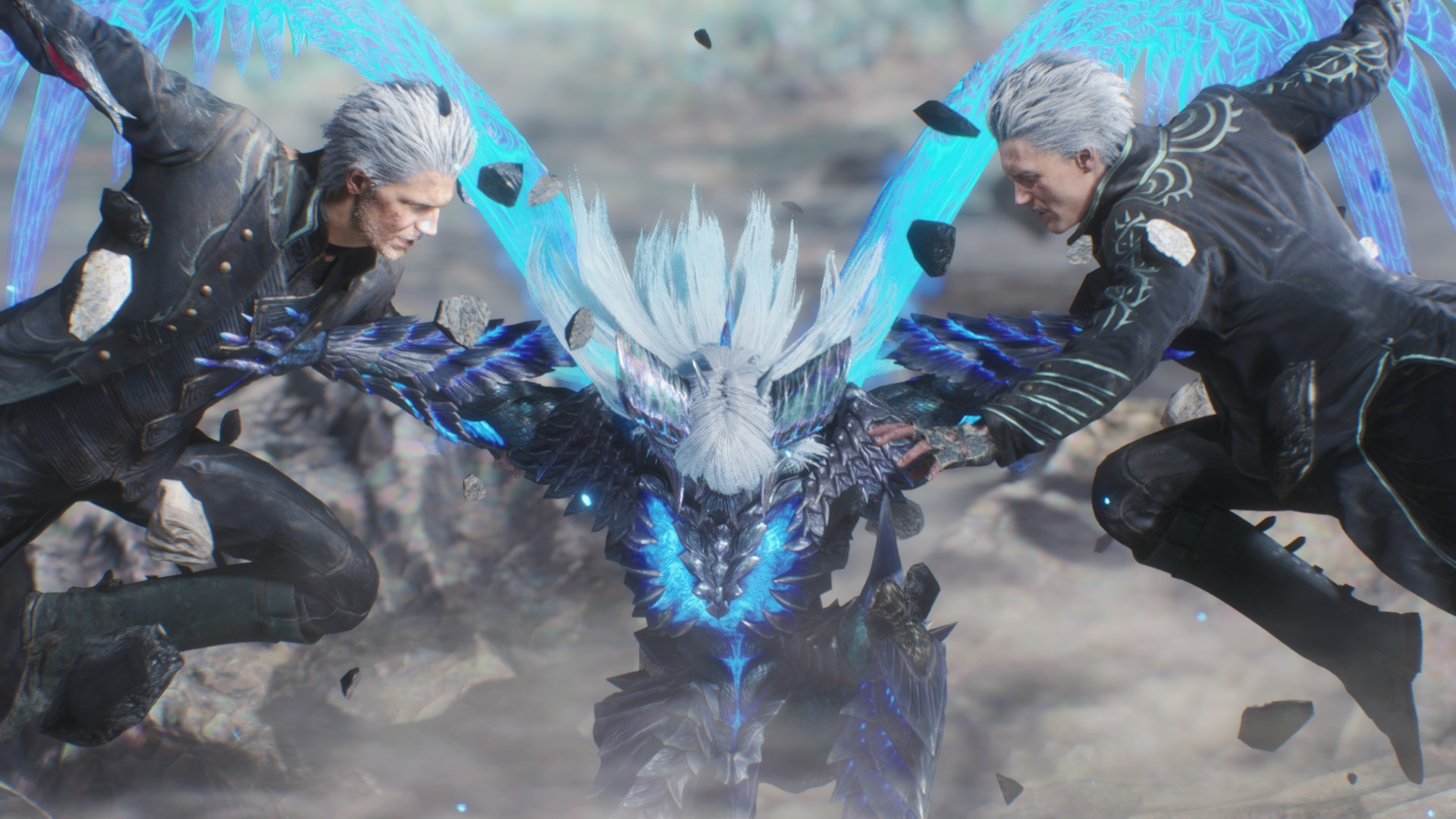 Devil May Cry 5 Wallpaper 2529751 Zerochan Anime Image Board