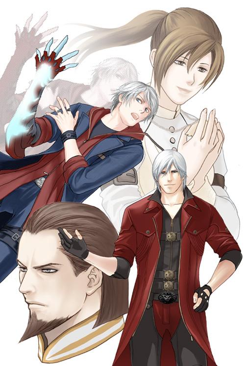 Devil May Cry Mobile Wallpaper 241548 Zerochan Anime