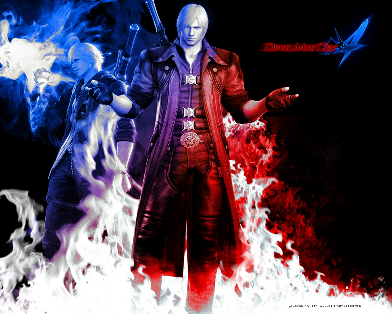 Devil may cry wallpaper 955811 zerochan anime image board view fullsize devil may cry image voltagebd Images