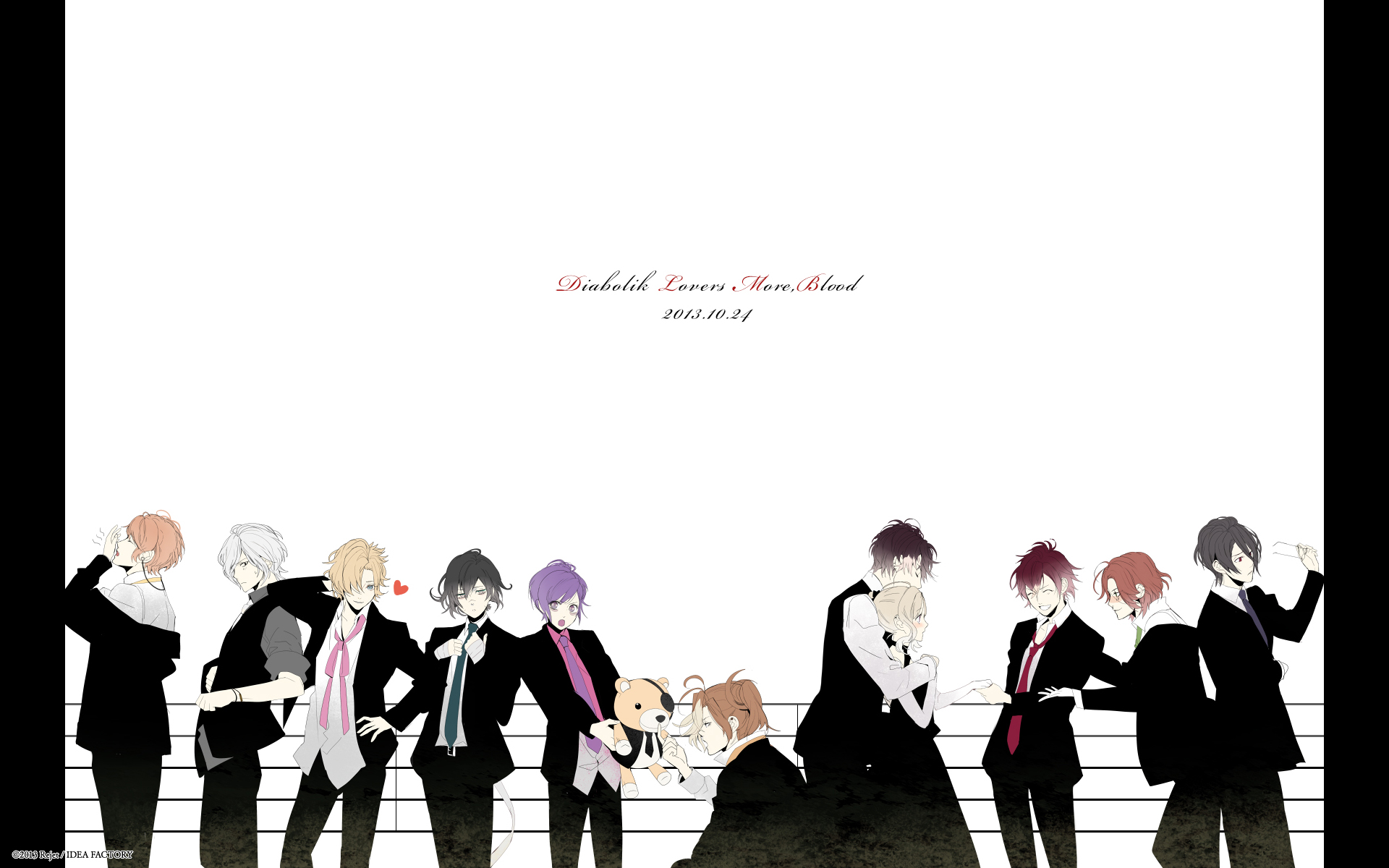 Diabolik Lovers ~Haunted dark bridal~, Wallpaper - Zerochan