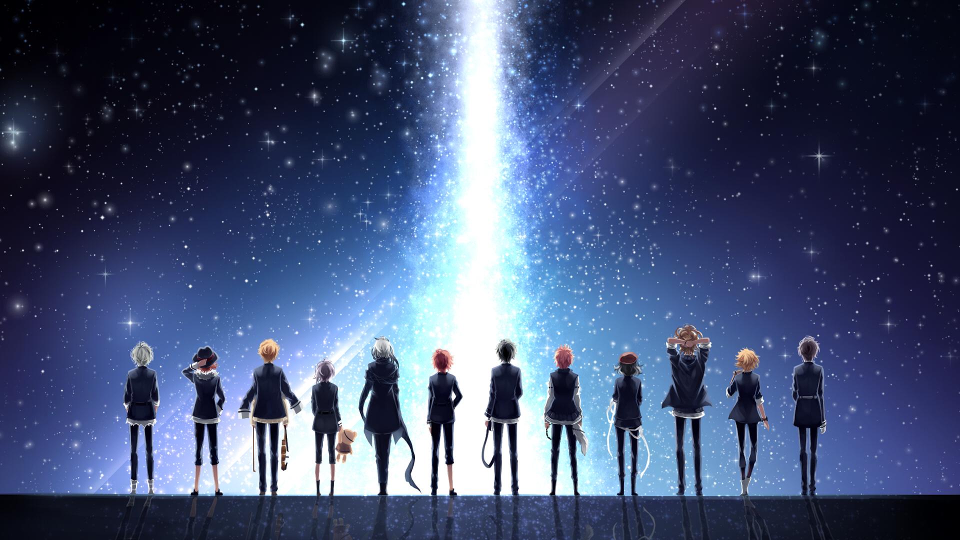 sakamaki kanato, wallpaper - zerochan anime image board