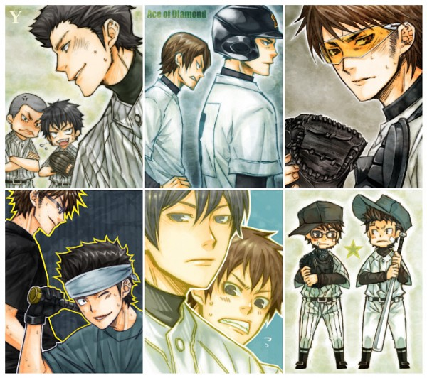 Daiya No Ace Ace Of Diamond Images Diamond No Ace: Diamond No Ace/#1606865